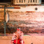 Lady Jane on the Move