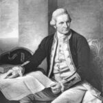 The Story of James Cook's voyage 250 Years Ago – Part Three: Sailing up the South Coast
