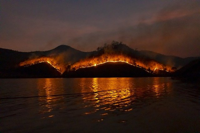 Bushfires 2019/2020 Timeline Impact on Bermagui, NSW and Surrounds